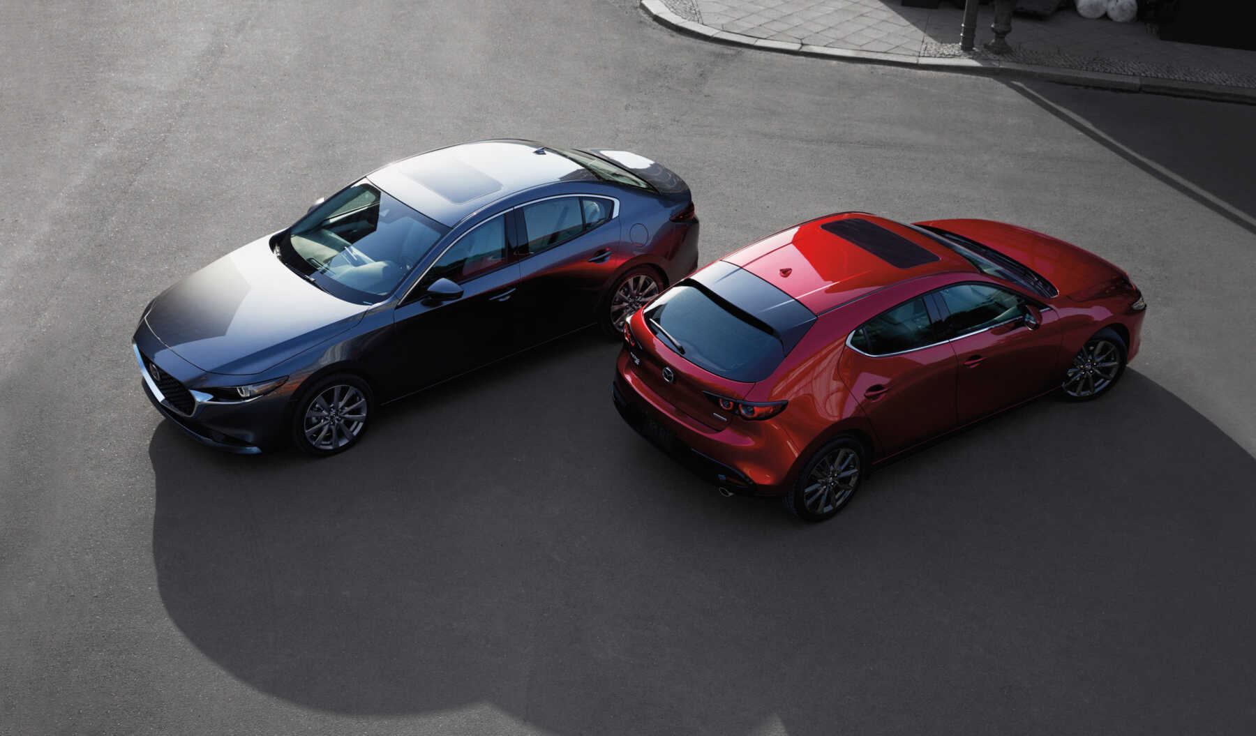 Mazda Canada Inc--2021 Mazda3 And Mazda3 Sport- Powertrain Choic