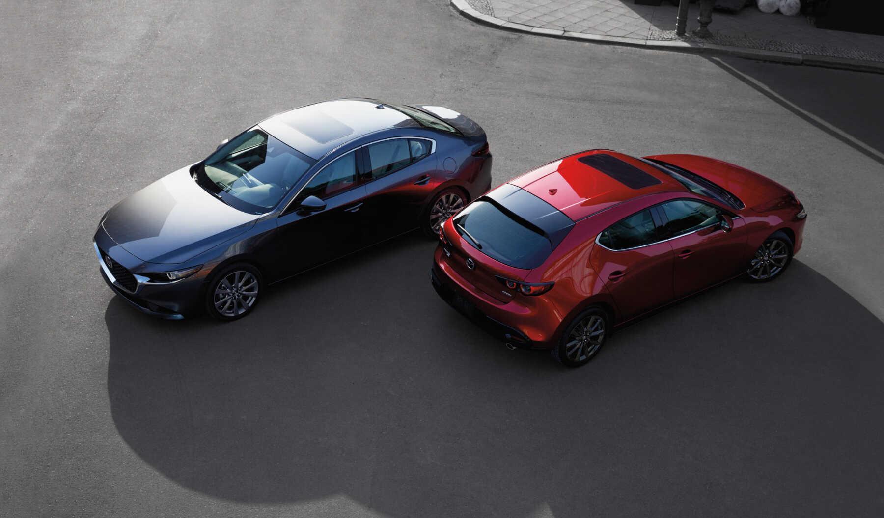 Mazda Canada Inc--2021 Mazda3 And Mazda3 Sport- Powertrain Choic