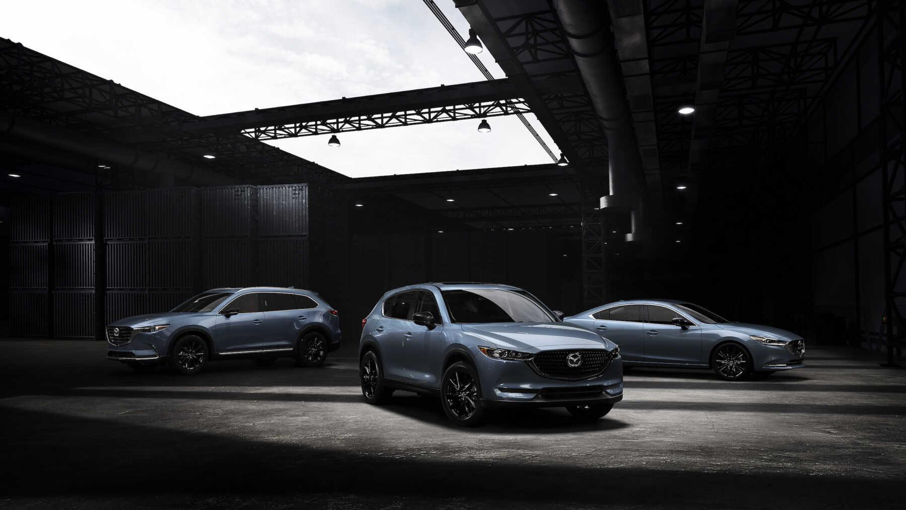 Mazda Canada Inc--New Kuro Edition Launches for Select Mazda Veh